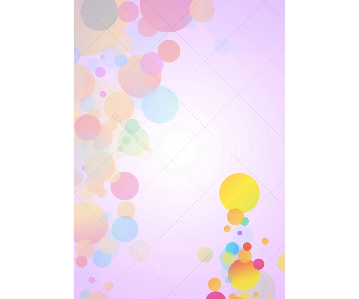Buy background for graphic design  Fresh modern bubbles