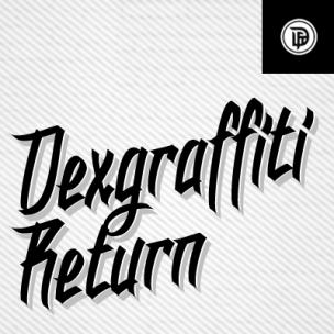 Buy modern handwritten font – graffiti typeface, sharp ...