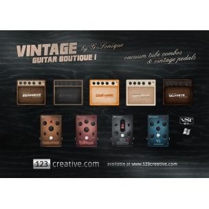 Vintage guitar boutique 1