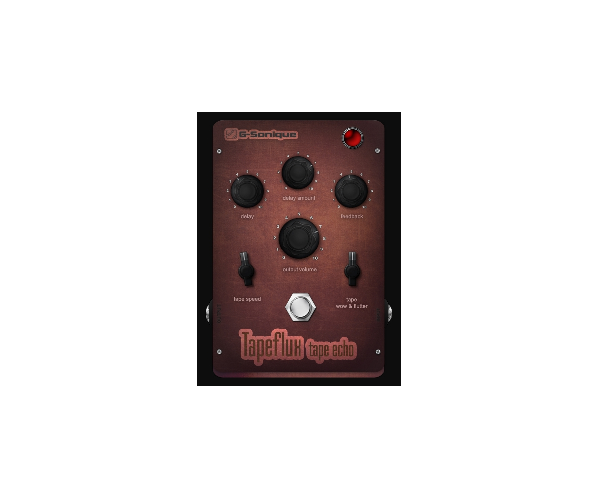 g sonique vintage guitar boutique 1 vst guitar plug ins pedals stompboxes combos. Black Bedroom Furniture Sets. Home Design Ideas