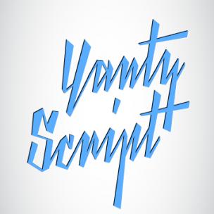 Yanty - font family