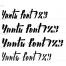 sport font, logo font, special handwriting fonts, commercial script font, script fonts for designers, stark font, strong font