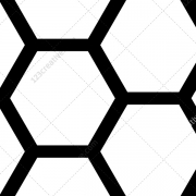 hexagon pattern, pat pattern, photoshop patterns