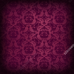33 Baroque ornament patterns pack