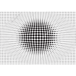 Hypnotic illusion vector backgrounds