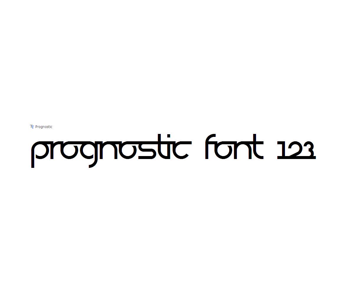 Futuristic Font For Hi Tech Flyer  Techno Poster  Headline