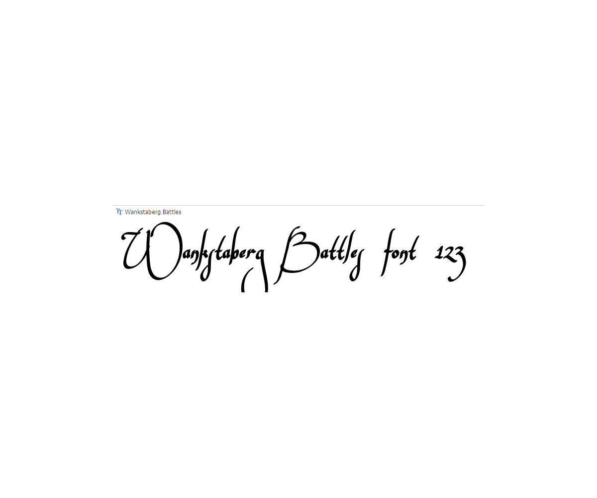 Buy font – calligraphy pen, historic look, condensed ...Quill And Ink Font Free