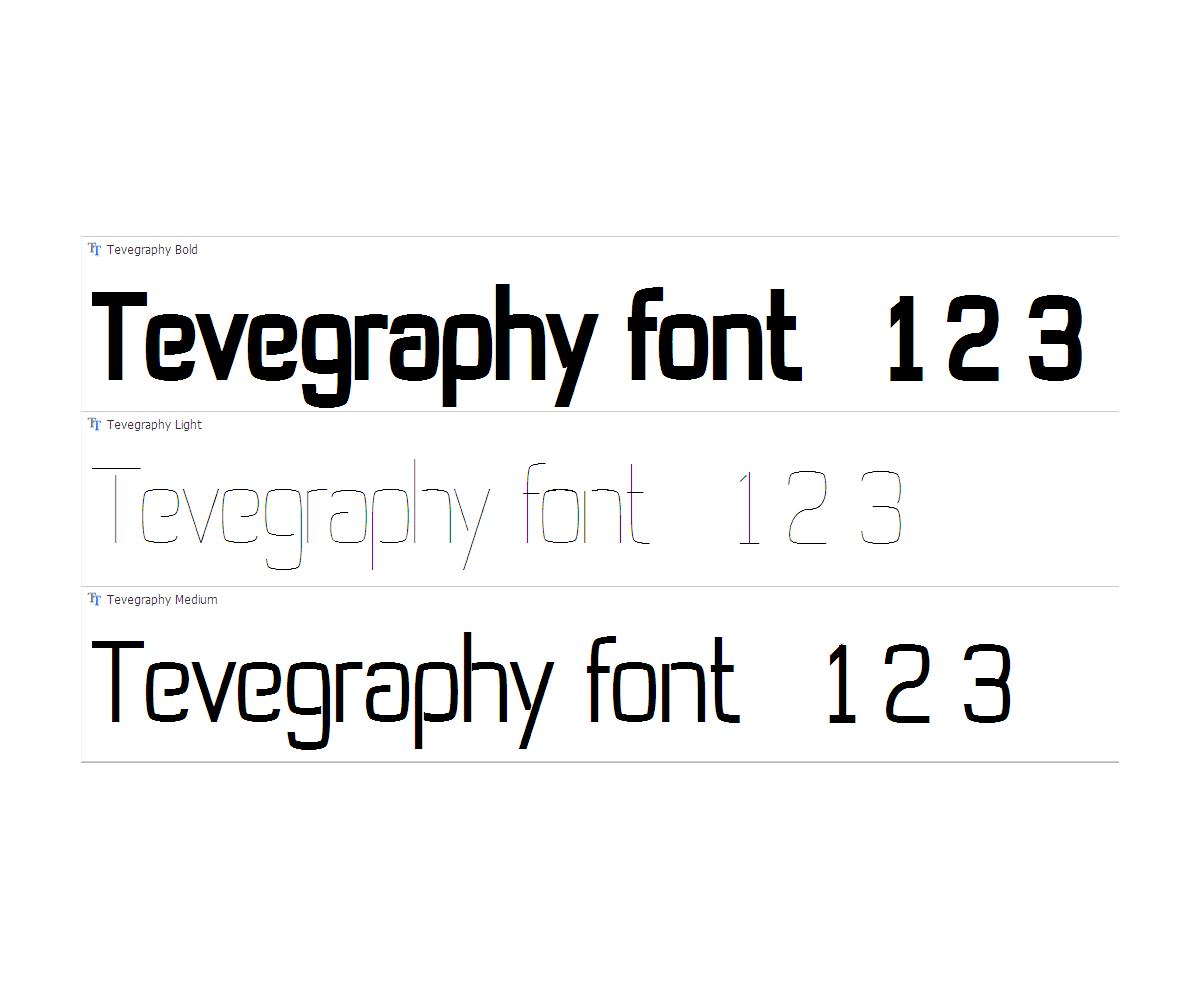 Free Square fonts