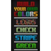 lego styles, lego photoshop style, blue photoshop style