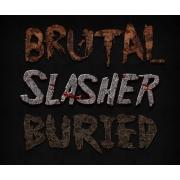 eroded layer styles, horror style for photoshop, slashed, blood style, grunge style