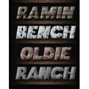 high quality photoshop styles, buy layer styles, wood styles, wooden pattern, white photoshop style
