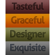 pressed styles, letterpress styles, webdesign layer styles photoshop, embossed layer styles for photoshop