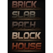 brick styles photoshop, brick photoshop pattern, red photoshop styles, brick wall photoshop, texture styles photoshop