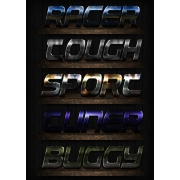 glossy photoshop styles, button styles photoshop, metal styles, shiny style, sport, racer, driver, turbo speed, rider, racing