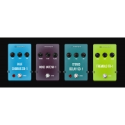 G-Sonique: classic colored pedals 1 VST plug-ins