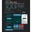 web ui kit, flat web elements, buy buttons