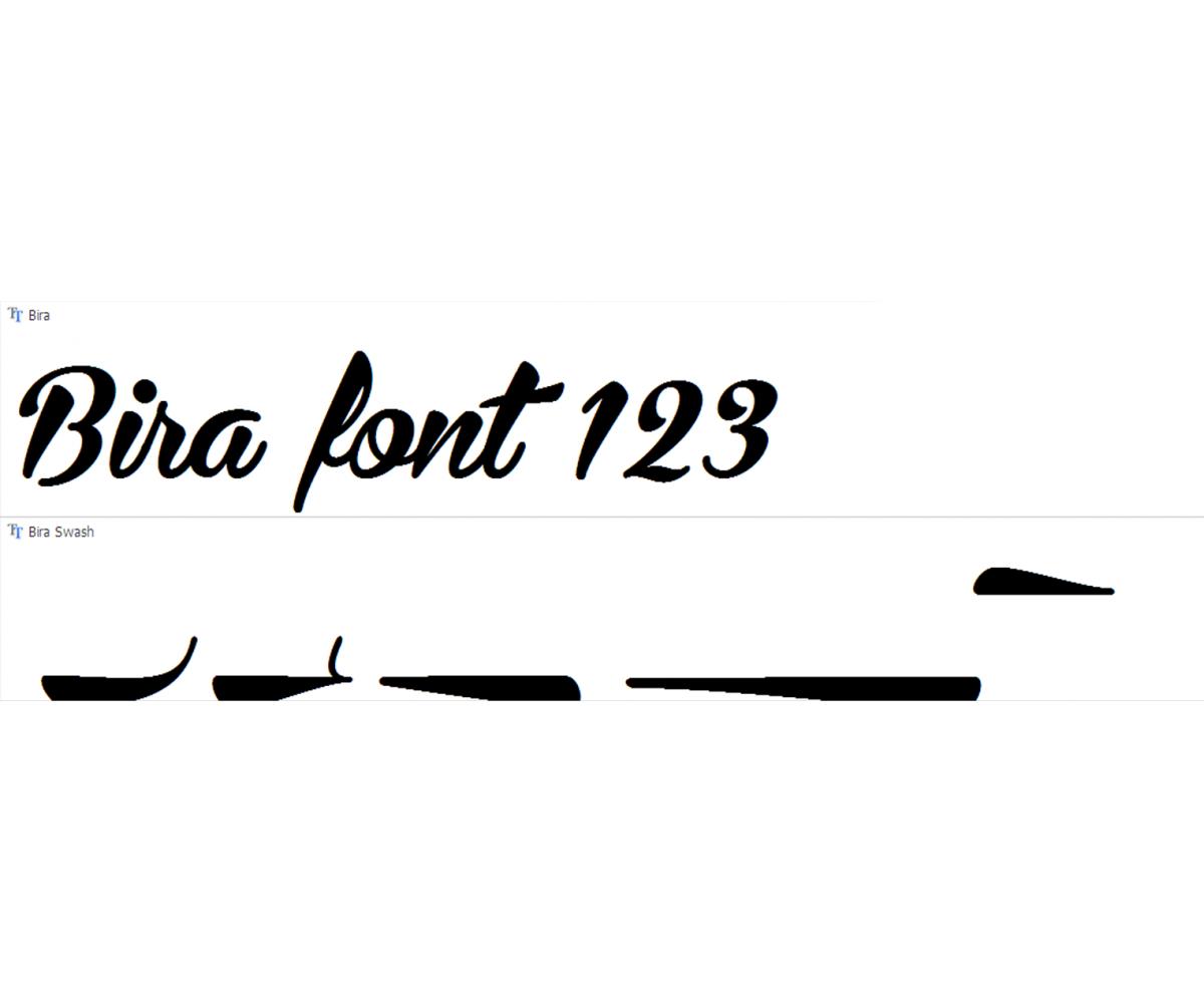 Fancy Script Fonts Generator