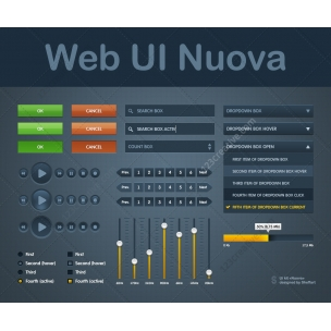 Web UI Nuova