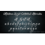 Milestone Script - font
