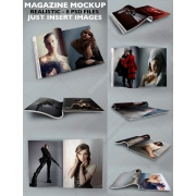 magazine mock up, magazine mockup design, psd mock up template