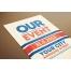 modern poster design, minimal design poster, event flyer template