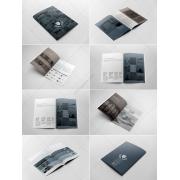 corporate brochure template buy