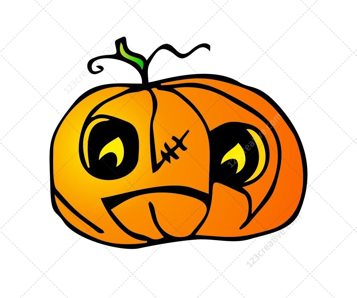 halloween pumpkins vector pack special collection of pumpkin