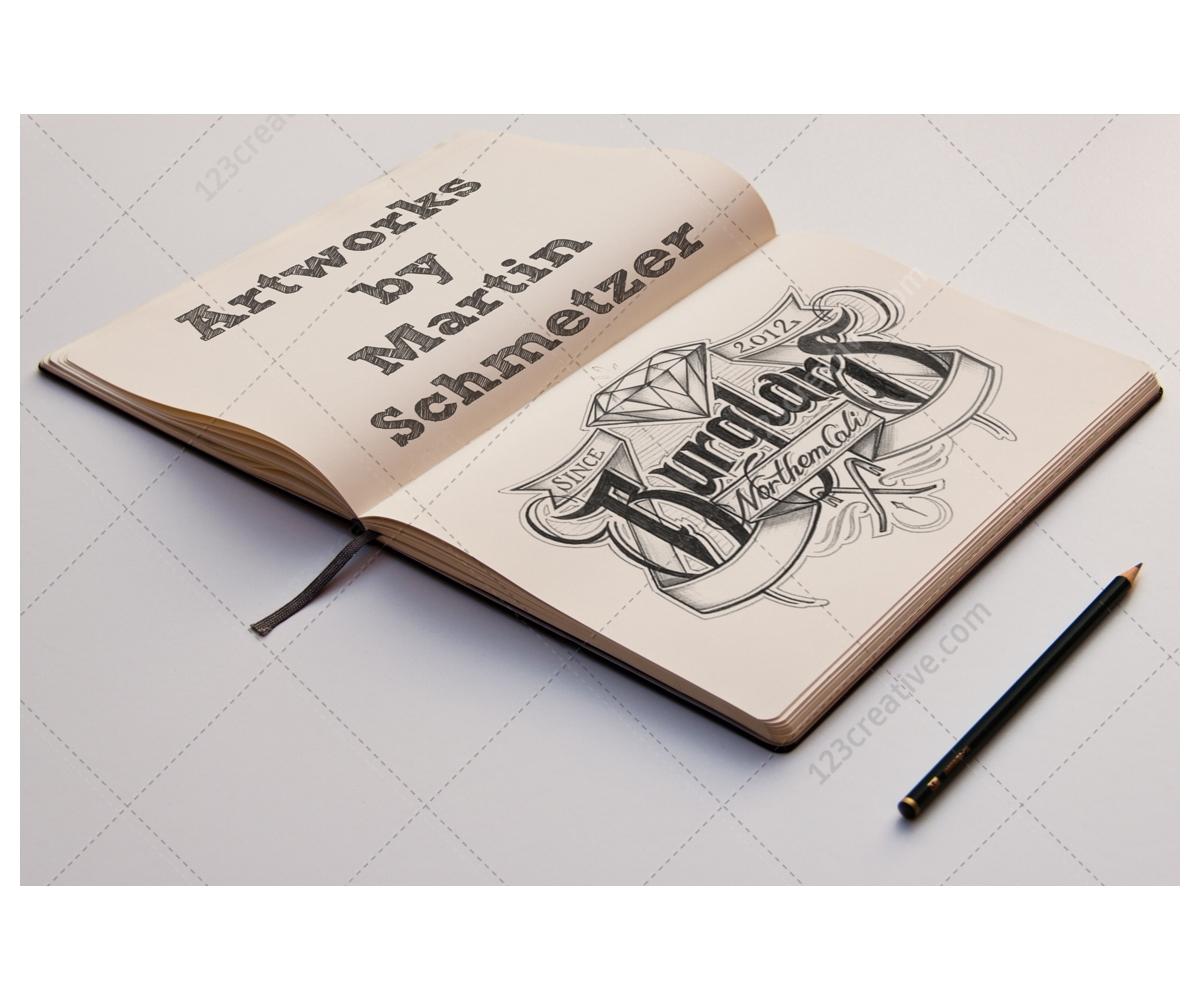 Sketchbook mockups skiro pk i pro tk
