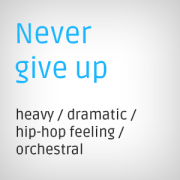 dramatic modern background music, hip hop