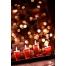 Bokeh lights Christmas