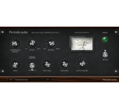 Pentode Audio VTC-1