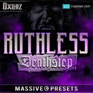 Ruthless Dubstep Massive presets