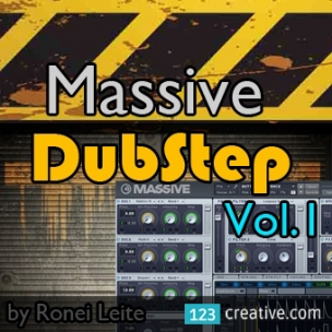 NI Massive Dubstep patches Vol. 1
