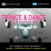 Sylenth 1 Presets for Trance and Dance, Trance Sylenth1 presets, Dance Sylenth1 patches