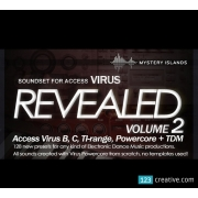 Access Virus Revealed Volume 2, Acess Virus presets, Acess Virus preset bank