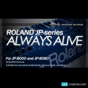 Roland JP-80x0 Always Alive Volume 1