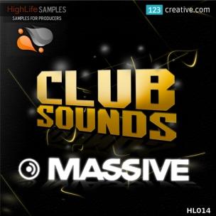 Massive Club Sounds Patches