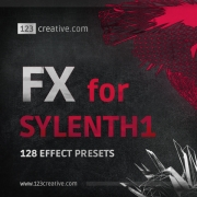 FX for Sylenth1 - 128 effect presets