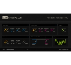 Multiband NoiseGate NX3
