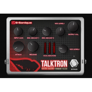 guitar talker vst talking synth effect formant filter talktron vst plugin guitar pedal. Black Bedroom Furniture Sets. Home Design Ideas