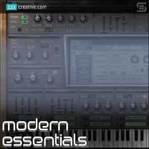 Modern Essentials Sylenth1 preset bank