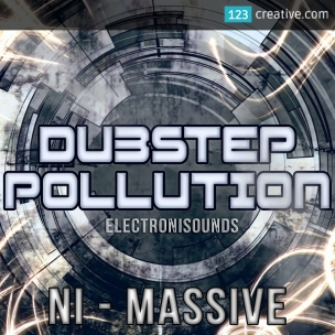 Dubstep Pollution presets for NI MASSIVE