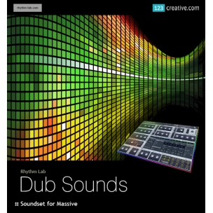 Dub Sounds Soundbank for NI Massive