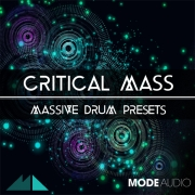 drum massive patches, Critical Mass - Massive Drum Presets, massive synth bank