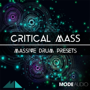 Critical Mass - Massive Drum Presets