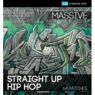 Straight Up Hip Hop - Massive presets