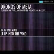 Dronos Of Meta - Dark atmospheres sounds for Massive, cinematic sound presets, film sound presets