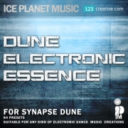 Sune presets, Synapse Audio Dune preset bank, Electronic Essence Dune presets