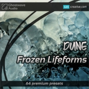 Synapse Dune presets, Frozen Lifeforms Dune presets