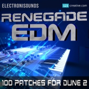 Synapse Audio Dune 2 presets, Dune 2 patches, Renegade EDM - Dune 2 presets